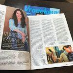 Vrouekeur: Vurige Kampvegter